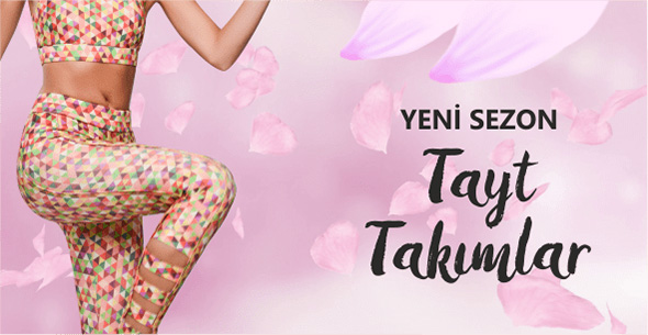 Kadın Tayt Modelleri 2019