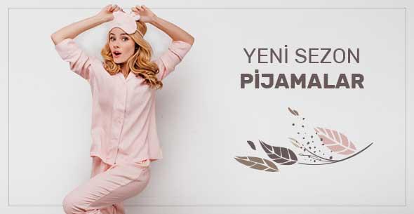 Kadın Pijama Modelleri