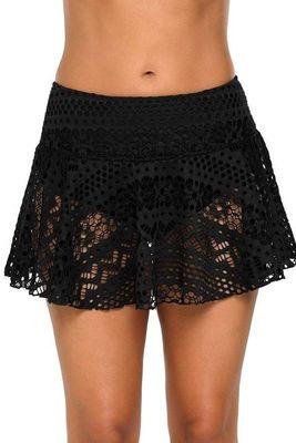 Angelsin Dantel Etekli Bikini Alt - MS4102 - Thumbnail