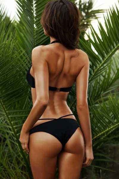 Angelsin Siyah Bikini Üst - MS4121