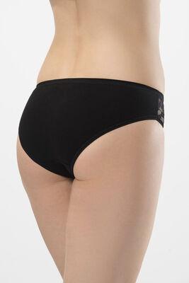 Dantel Detaylı Likralı Bikini Külot 2'li Paket 261 - Thumbnail