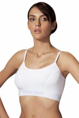 Doreanse - Doreanse İnce Askılı Sporcu Sütyen 14120