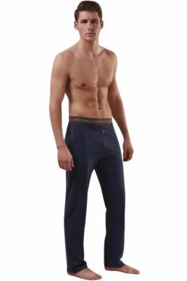Doreanse - Doreanse Önden Düğmeli Pamuklu Erkek Pantolon 1955