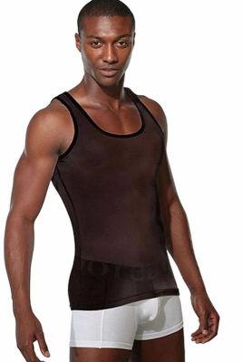 Doreanse - Doreanse Transparan Erkek Atlet 2310