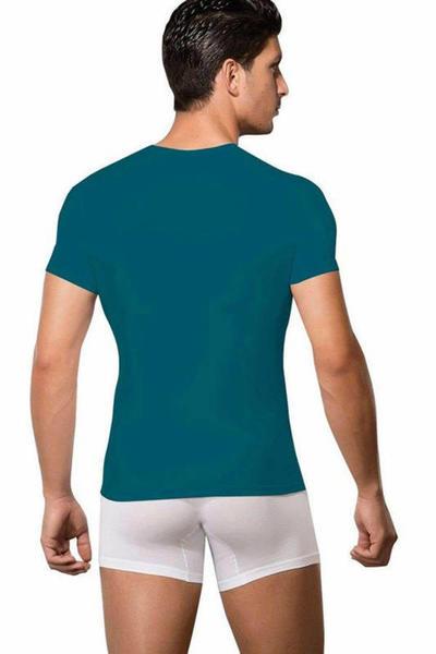 Doreanse Vücudu Saran Rahat T-Shirt 2855