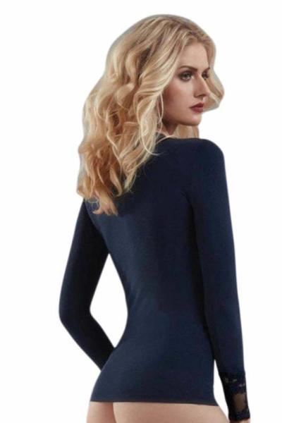 Doreanse Modal Dantelli Uzun Kol T-Shirt 8530