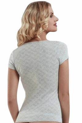 Doreanse Bayan T-Shirt 8545 - Thumbnail