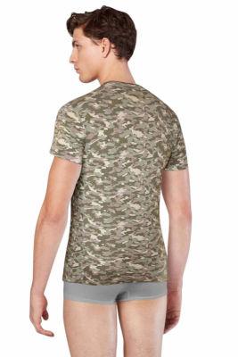 Doreanse Erkek Kamuflaj T-Shirt 2560 - Thumbnail