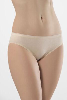 Türen - Düşük Bel Biyeli Bikini Külot 2'li Paket 270