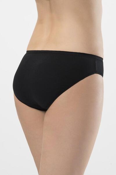 Düşük Bel Biyeli Bikini Külot 2'li Paket 270