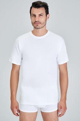Kom - Eduardo Bisiklet Yaka 2'li T-Shirt