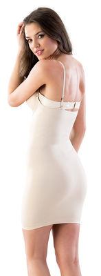 Emay Korse Göğsü Açık Elbise 5060 - Thumbnail