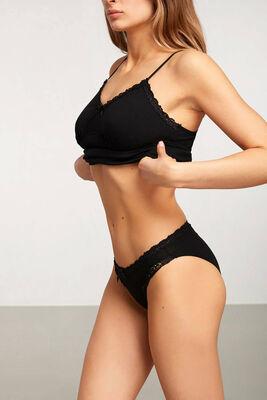 Freshness Dantelli Bikini Külot - Thumbnail