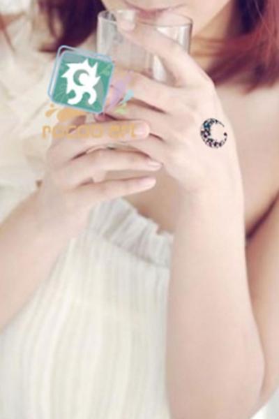 Hilal Geçici Dövme -Tattoo 171 - Thumbnail