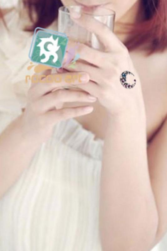 Hilal Geçici Dövme -Tattoo 171