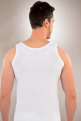 Form Time - Kalın Askılı Pamuklu Erkek Atlet 6251