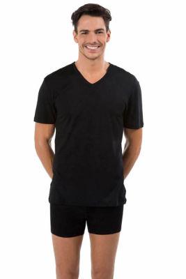 Kom - Antonio V Yaka Erkek T-Shirt