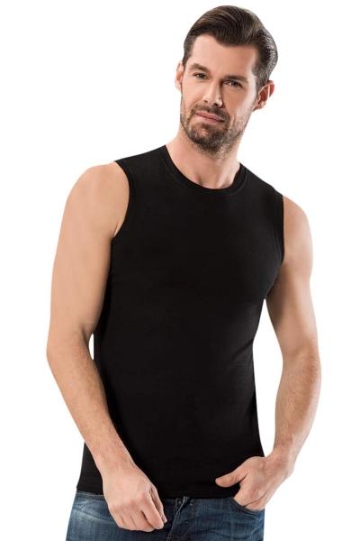 Anıt - Sıfır Yaka Kolsuz Modal T Shirt 1202